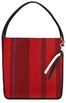 Proenza Schouler XL Mixed Woven Tote Bag