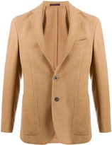 The Gigi single-breasted blazer