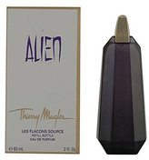 Thierry Mugler Alien by for Women Eau De Parfum Flacon, 2.0-Ounce Refill
