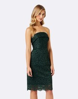 Forever New Holly Lace Midi Dress