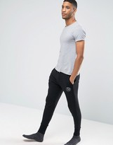 Diesel Cuffed Joggers With Logo