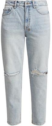 Ksubi High-Rise Pointer Karma Jeans