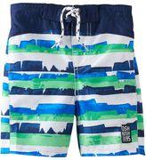 Osh Kosh Toddler Boy Striped Swim Trunks