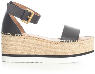 See by Chloe Glyn High Sandals W/strap On Ankle