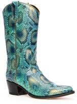 Donald J Pliner Women's LOUISE - Snake Print Boot