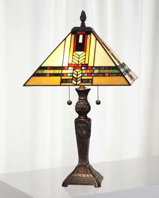 Dale Tiffany Palo Mission Tiffany Lamp