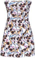 Dirk Bikkembergs Short dresses