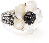 Stephen Dweck Black Sapphire Flower Cocktail Ring - 100% Exclusive