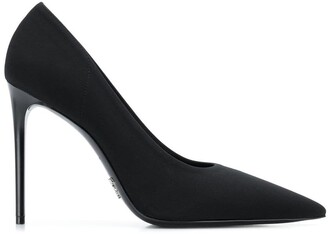 Prada High Leather Pumps