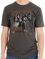 Goodie Two Sleeves Gray AC/DC 1979 Tour Relic Tee - Men's Regular