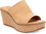 Clarks Artisan Women's Aisley Lily Wedge Sandals