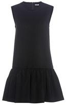 Miu Miu Ruffled Dress