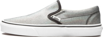 Vans Prism Suede Classic Slip-On Shoes - 4.5