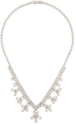 Susan Caplan Vintage 1960's Drop Necklace