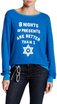 Wildfox Couture 8 Nights of Presents Pullover