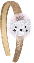 Billy Loves Audrey Ballet Cat Alice Band (Sparkly Ears + Sparkle Crown)