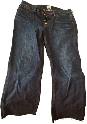 J.Crew Navy Denim - Jeans Trousers for Women