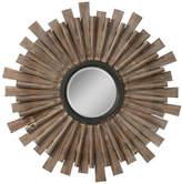 Tripar International, Inc. Wood Starburst Decorative Wall Mirror