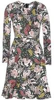 Erdem Judy Printed Jersey Dress