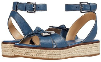 MICHAEL Michael Kors Ripley Sandal (Dark Chambray) Women's Shoes