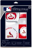 Baby Fanatic MLB St. Louis Cardinals Baby Essentials Gift Set