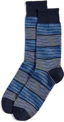 Missoni Striated Socks