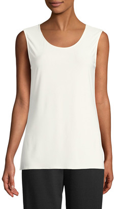 Caroline Rose Sleeveless Long Tank