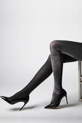 Natori Metallic Opaque Tights