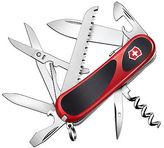 Victorinox NEW Delemont Evogrip S17 Red Knife