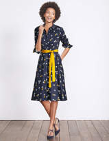 Boden Posy Shirt Dress