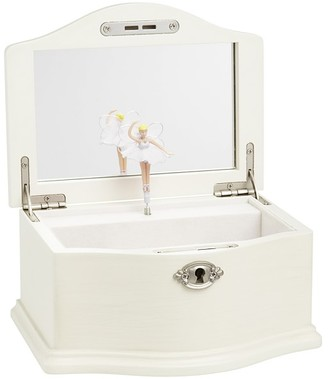 Pottery Barn Kids White Abigail Jewelry Box Collection