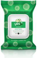 Forever 21 Yes To Cucumber Facial Wipes