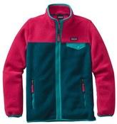Patagonia Girl's Synchilla Snap-T Fleece Jacket