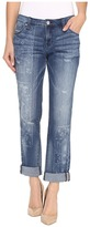 Jag Jeans Alex Laser Boyfriend Mission Denim in Cliff Wash Women's Jeans