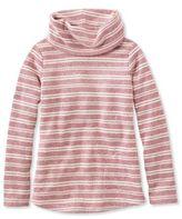 L.L. Bean Easy Cowlneck Pullover, Stripe
