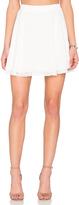 BB Dakota Rose Mini Skirt