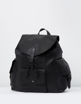 One Teaspoon Hamptons Leather Rucksack - THE ICONIC - Exclusive