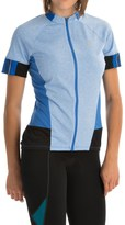 Pearl Izumi SELECT Escape Cycling Jersey - Full Zip, Short Sleeve (For Women)