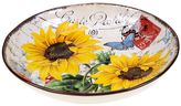 Certified International Sunflower Meadow Pasta Serving Bowl