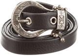 Christian Dior Narrow Waist Belt