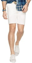 Polo Ralph Lauren Straight Fit Twill Shorts