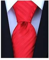 Scott Allan Collection Scott Allan Mens Striped Necktie
