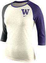 Nike Women's Washington Huskies Tri Strong T-Shirt