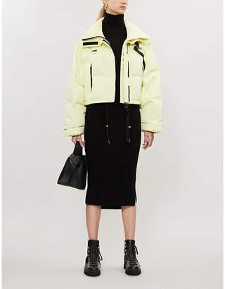 SHOREDITCH SKI CLUB Laurel padded shell jacket