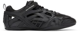 Balenciaga Black Drive Sneakers