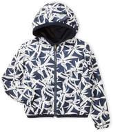 Manuell & Frank Boys 4-7Y) Palm Tree Print Hooded Jacket