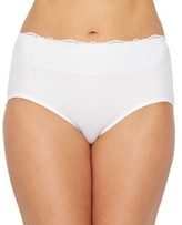 Bali Womens Smooth Passion For Comfort Lace Brief Style-DFPC61L