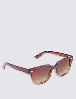 M&S Collection Modern Graduated D Frame Sunglasses
