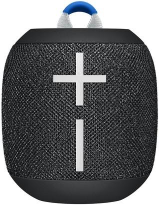 Ultimate Ears Wonderboom 2 Bluetooth Speaker - Big Bass 360 Sound, Waterproof / Dustproof Ip67, Floatable, 100 Ft Range, Black