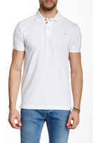 Micros Regular Fit Short Sleeve Polo